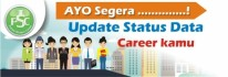 PENGUMUMAN UPDATE DATA TRACER STUDENT CAREER POLNES
