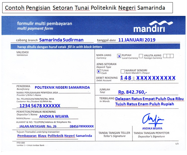 Pembayaran SPP Manual Mandiri 2019 01 30 at 10.57.46