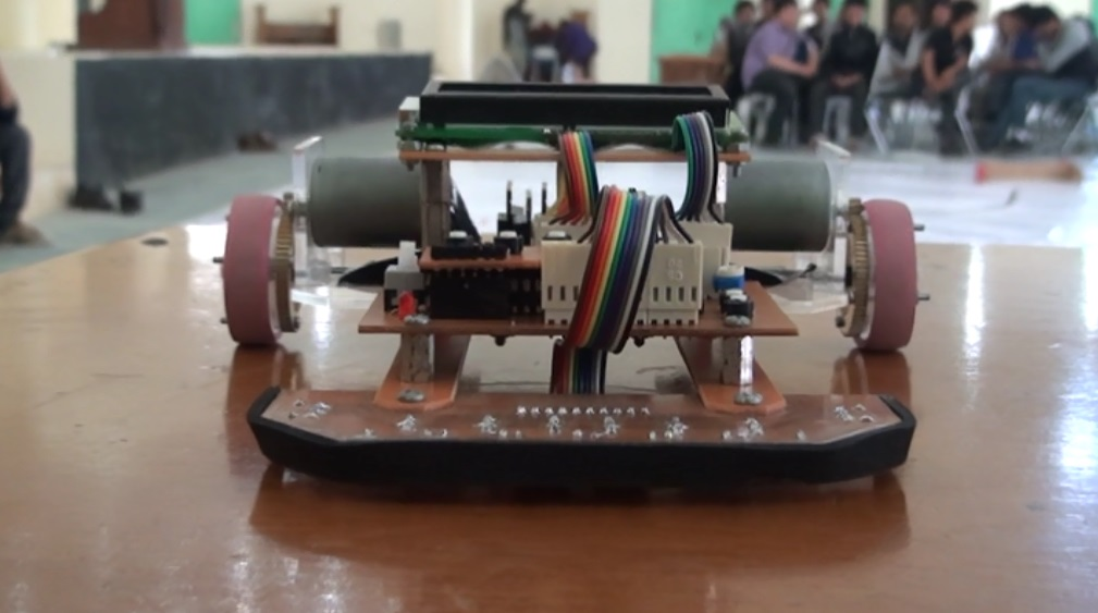 3 robot competition polnes 2013
